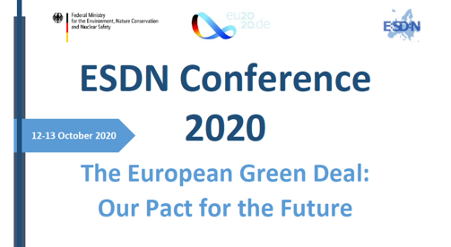 """""""The European Green Deal: Our Pact for the Future"""""""