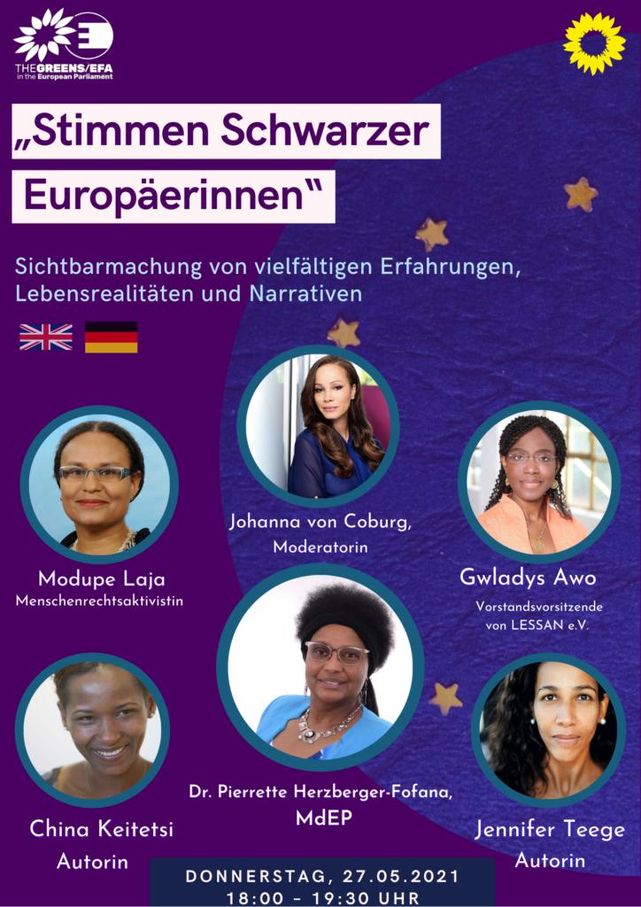 Stimmen Schwarzer Europäerinnen