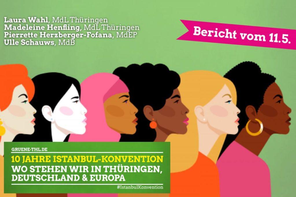 Zehn Jahre Istanbul-Konvention