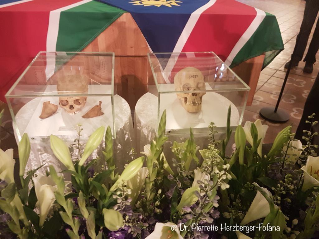Deutschlands Verantwortung für Genozid in Namibia