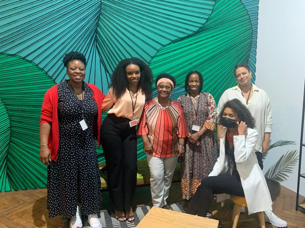 Exchange and discussion on Black women in the European Parliament